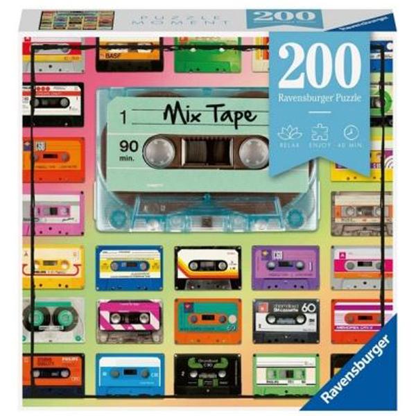 Ravensburger puzzle (slagalice) 200pcs Kasete RA12962 - ODDO igračke