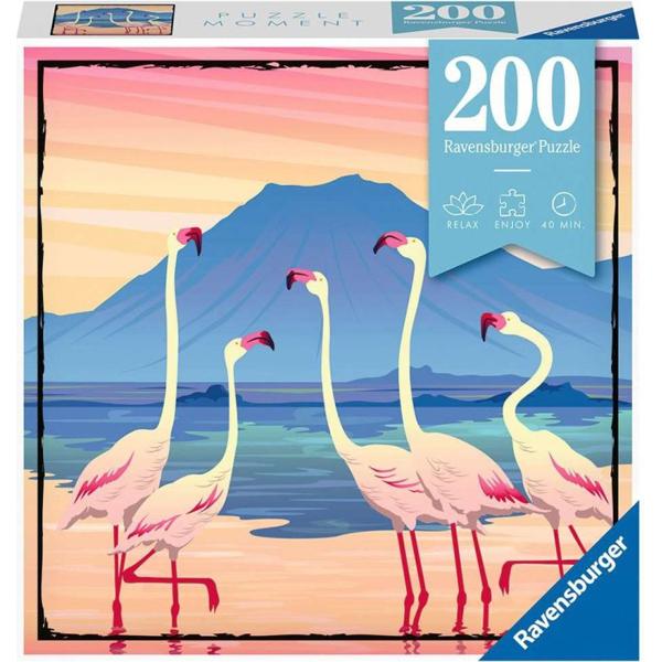 Ravensburger puzzle (slagalice) 200pcs Tanzanija RA12961 - ODDO igračke