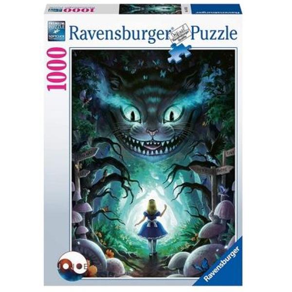 Ravensburger puzzle (slagalice) 1000pcs Alisa u zemlji čuda RA16733 - ODDO igračke