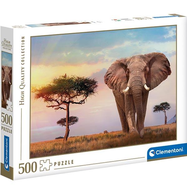 Clementoni puzzle African Sunset 500 pcs 35096 - ODDO igračke