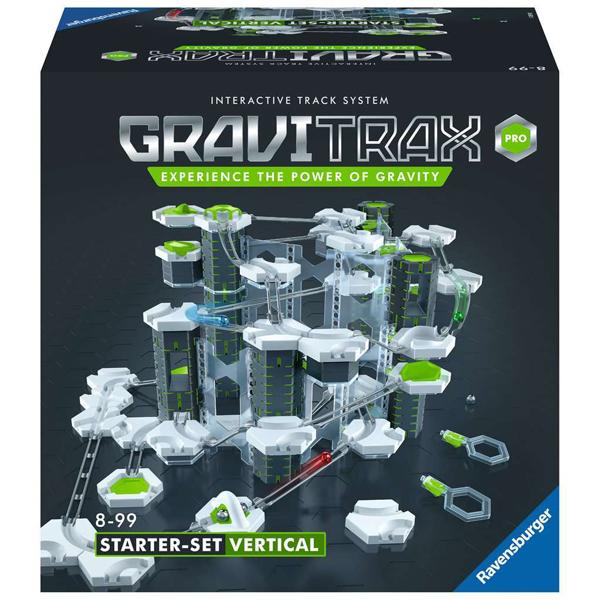 Ravensburger društvena igra - GraviTrax Strater set Vertical RA26832 - ODDO igračke