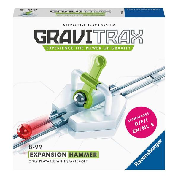 Ravensburger društvena igra - GraviTrax Gravity hammer RA27598 - ODDO igračke