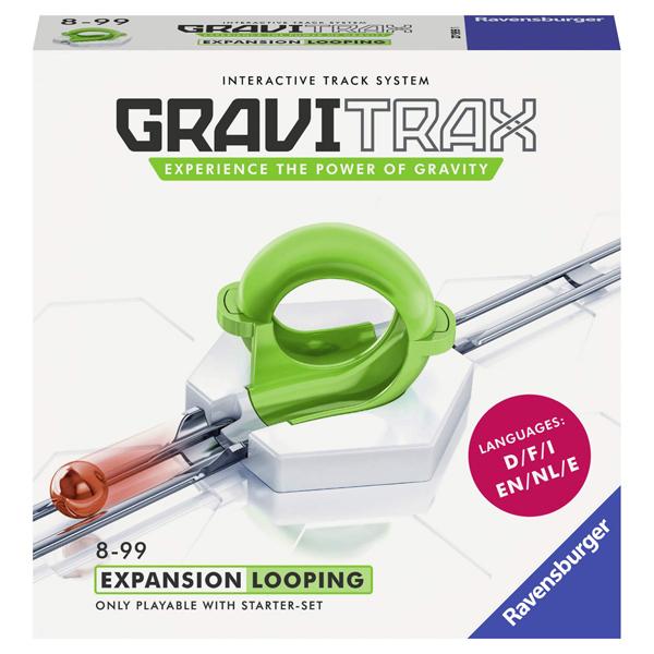 Ravensburger društvena igra - GraviTrax Looping RA27599 - ODDO igračke