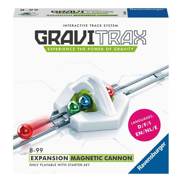 Ravensburger društvena igra - GraviTrax Magnetic canno RA27600 - ODDO igračke