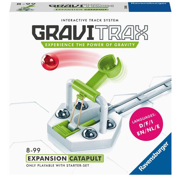 Ravensburger društvena igra - GraviTrax Catapult RA27603 - ODDO igračke