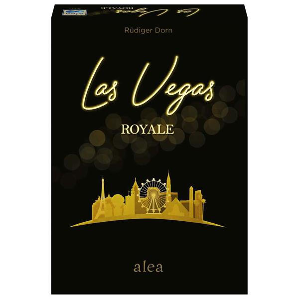 Ravensburger društvena igra - Las Vegas Royal RA26918 - ODDO igračke