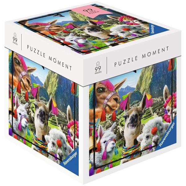 Ravensburger puzzle (slagalice) 99pcs Vesele Lame RA16536 - ODDO igračke