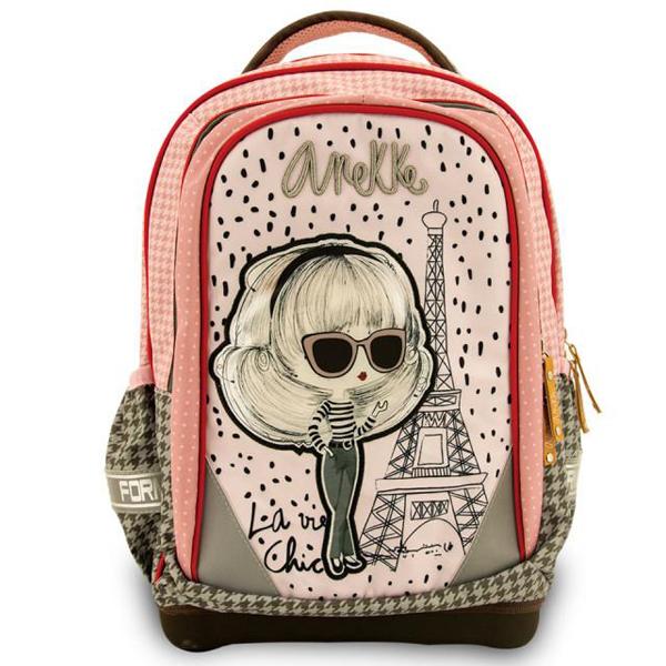 Školska torba anatomska Anekke Counture AFET2030 - ODDO igračke
