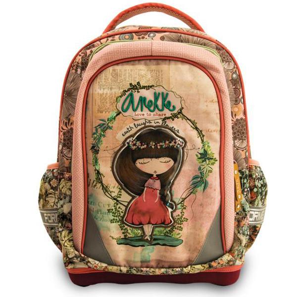 Školska torba anatomska Anekke Nature AFET2010 - ODDO igračke