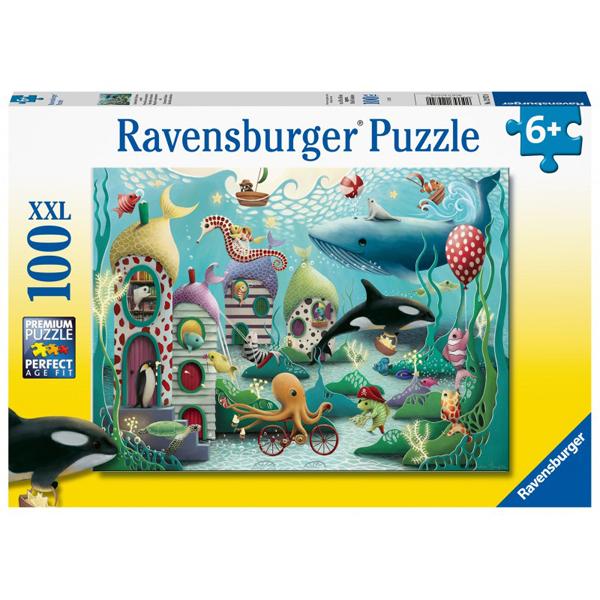 Ravensburger puzzle (slagalice) 100XXLpcs Magija podvodnog sveta RA12972 - ODDO igračke