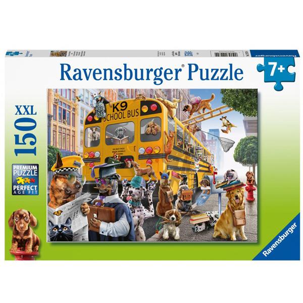 Ravensburger puzzle (slagalice) 150XXLpcs Škola za životinje RA12974 - ODDO igračke
