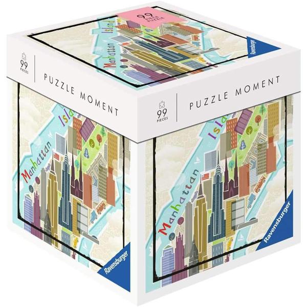 Ravensburger puzzle (slagalice) 99pcs NYC RA16537 - ODDO igračke