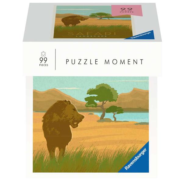 Ravensburger puzzle (slagalice) 99pcs Safari RA16540 - ODDO igračke