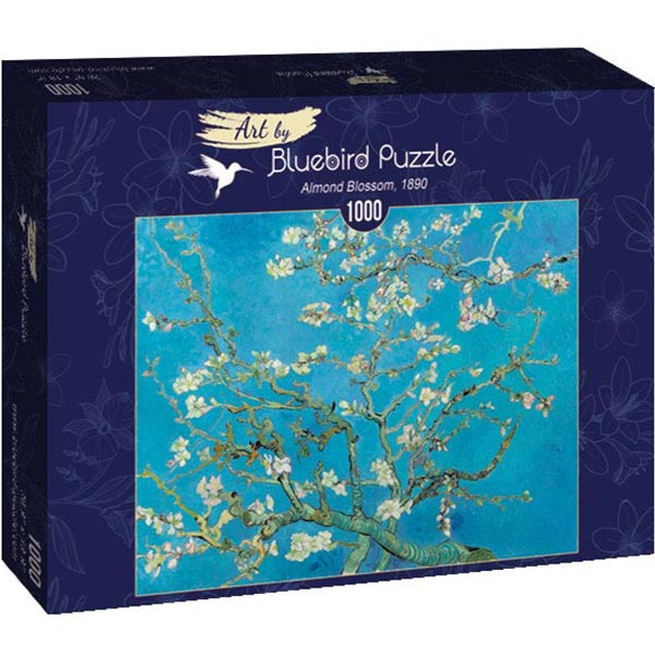 Bluebird puzzle 1000 pcs Vincent Van Gogh - Almond Blossom 60007 - ODDO igračke