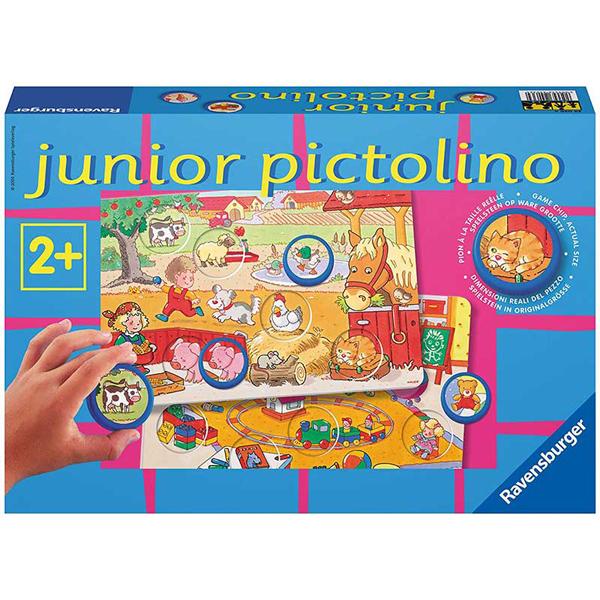 Ravensburger društvena igra - Junior Pictolino RA24036 - ODDO igračke