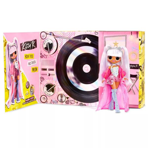 LOL Surprise OMG lutka Remix Kitty K 567240 - ODDO igračke