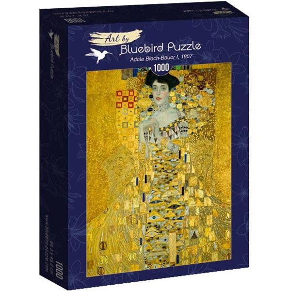 Bluebird puzzle 1000 pcs Gustave Klimt - Adele Bloch-Bauer I 60019 - ODDO igračke