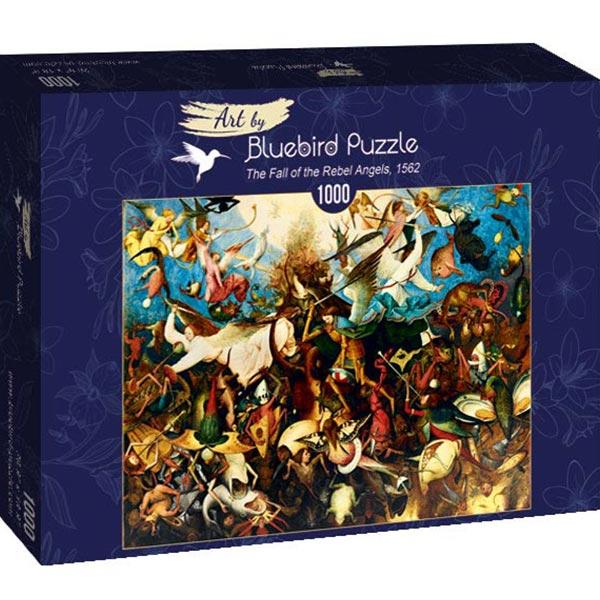Bluebird puzzle 1000 pcs Pieter Bruegel the Elder - The Fall of the Rebel Angels 60032 - ODDO igračke