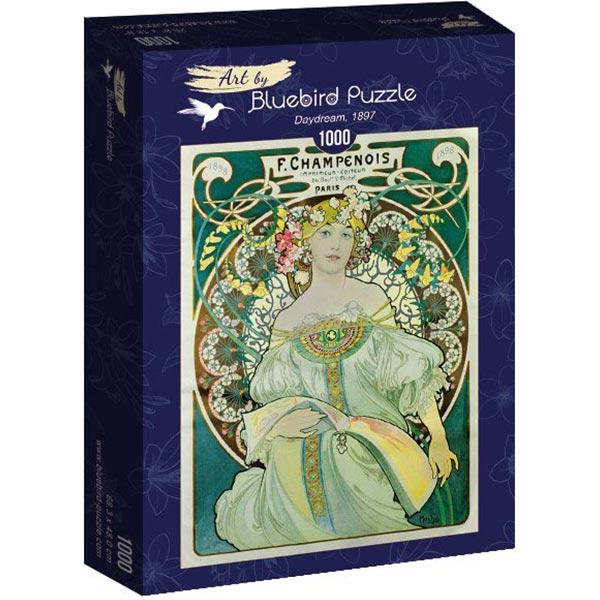 Bluebird puzzle 1000 pcs Mucha - Daydream 60033 - ODDO igračke