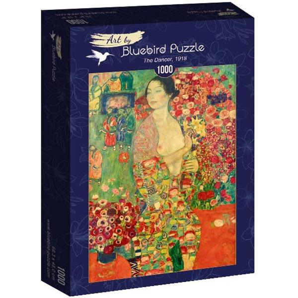Bluebird puzzle 1000 pcs Gustave Klimt - The Dancer 60037 - ODDO igračke