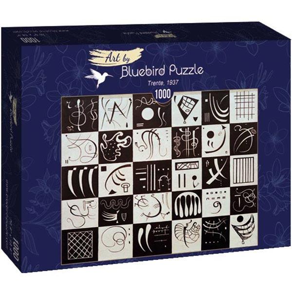 Bluebird puzzle 1000 pcs Kandinsky - Trente 60051 - ODDO igračke