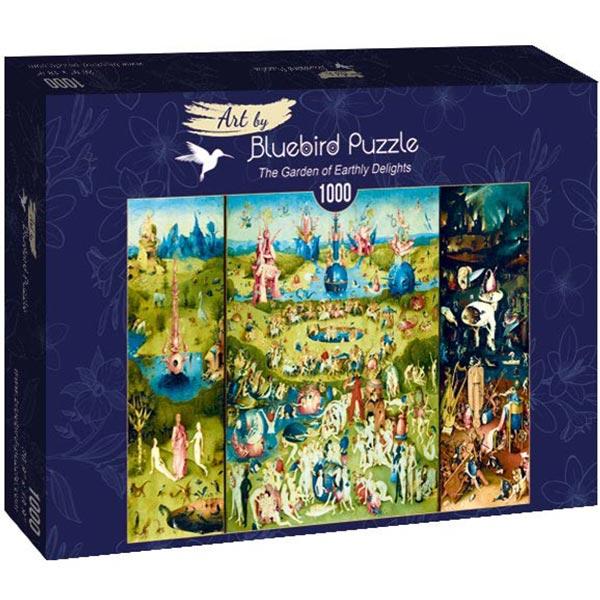 Bluebird puzzle 1000 pcs Bosch - The Garden of Earthly Delights 60059 - ODDO igračke