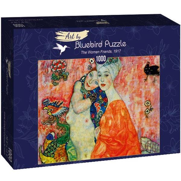 Bluebird puzzle 1000 pcs Gustave Klimt - The Women Friends 60061 - ODDO igračke