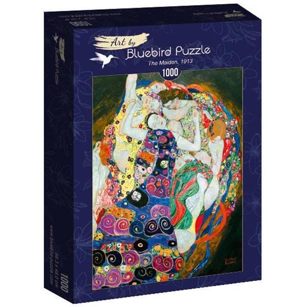 Bluebird puzzle 1000 pcs Gustave Klimt - The Maiden 60070 - ODDO igračke