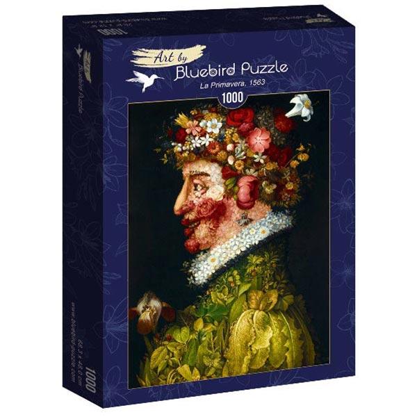 Bluebird puzzle 1000 pcs Arcimboldo - La Primavera 60073 - ODDO igračke