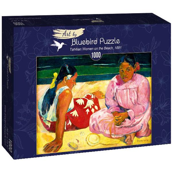 Bluebird puzzle 1000 pcs Gauguin - Tahitian Women on the Beach, 1891 60076 - ODDO igračke