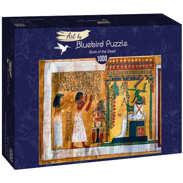 Bluebird puzzle 1000 pcs Book of the Dead 60088 - ODDO igračke