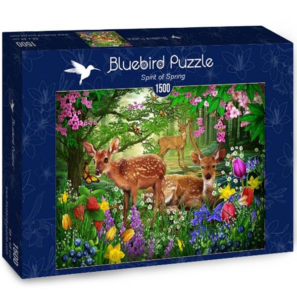 Bluebird puzzle 1500 pcs Spirit of Spring 70166 - ODDO igračke