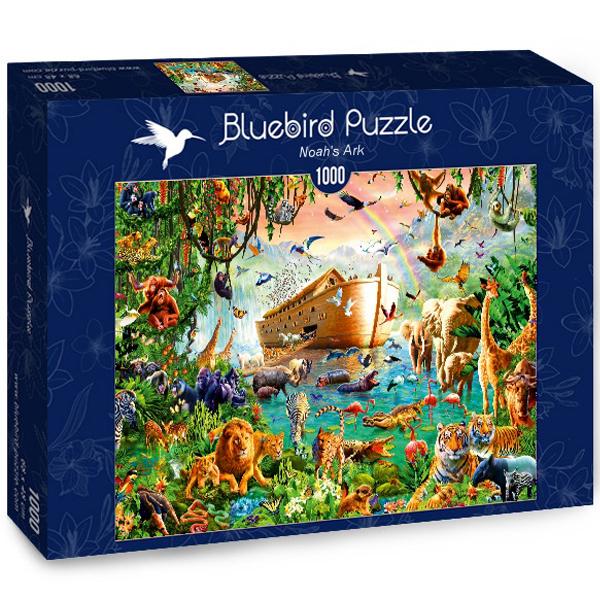 Bluebird puzzle 1000 pcs Adrian Chesterman Noahs Ark 70243-P - ODDO igračke