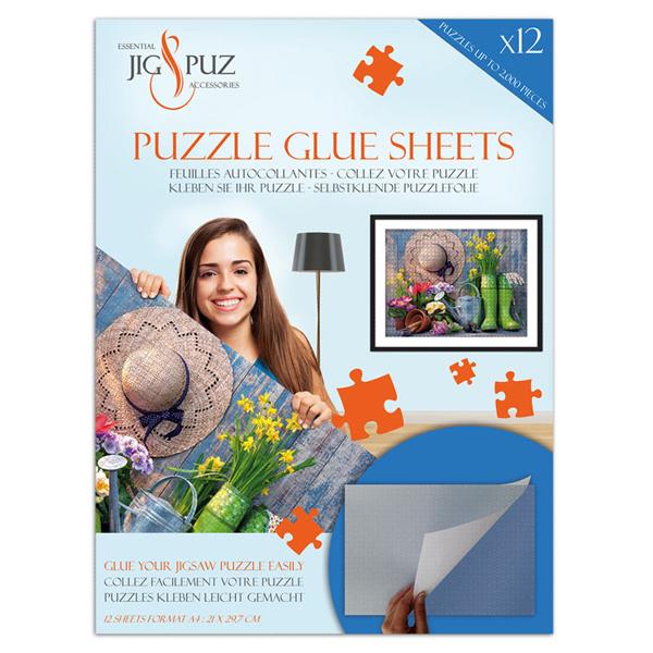 Jig & Puz Puzzle lepljivi papiri za 2000 pcs 80007 - ODDO igračke
