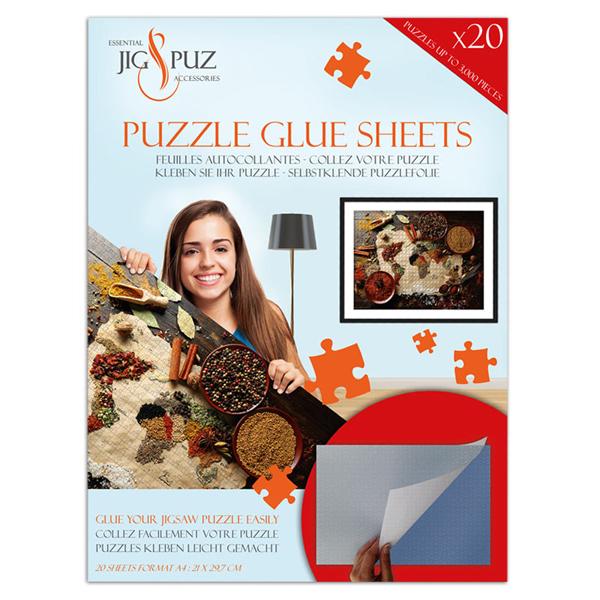 Jig & Puz Puzzle lepljivi papiri za 3000 pcs 80008 - ODDO igračke