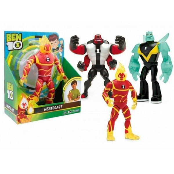 BEN 10 figura 25cm sa četiri ruke 436BEN02000 - ODDO igračke