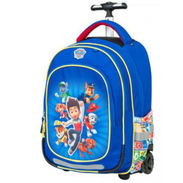 Ranac za školu sa točkićima Target Paw Patrol 21523 - ODDO igračke