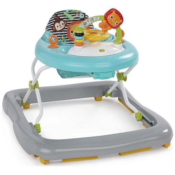 Kids II Bright Starts dubak Zig Zag zebra SKU11477 - ODDO igračke