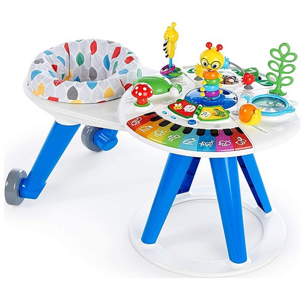 Kids II Baby Einstein dubak/igraonica 4U1 Around We Grow SKU11311 - ODDO igračke