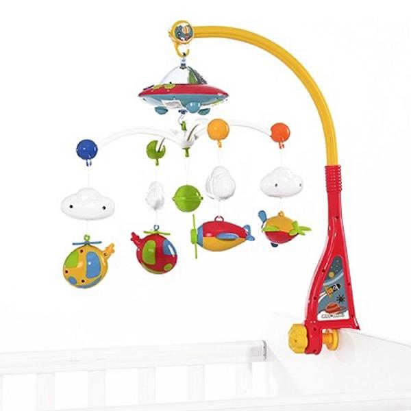 Muzička vrteška sa projektorom Sky Lorelli 10310270000 - ODDO igračke