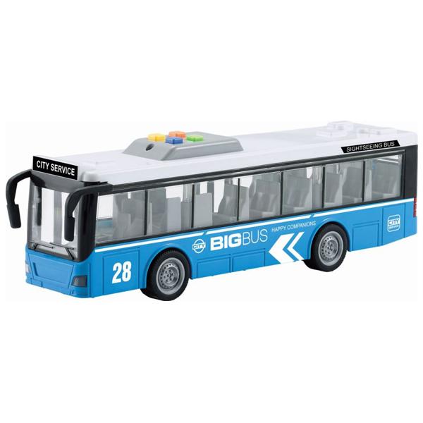 Autobus sa zvukom i svetlom 1:16 WY910B 50/70134 - ODDO igračke