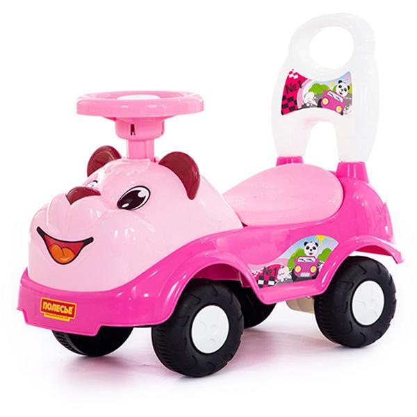 Guralica meda roze Polesie 078001 - ODDO igračke