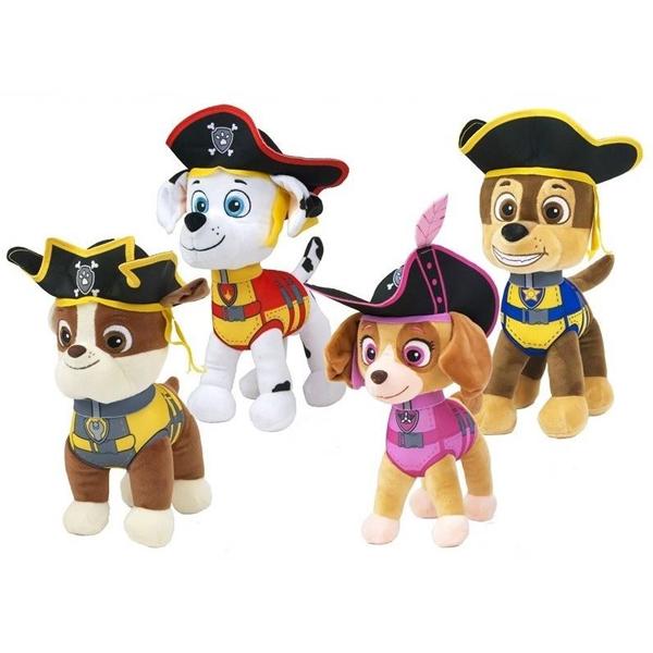 Paw Patrol Pirati plišana figura 28cm 4ass 760017758 - ODDO igračke
