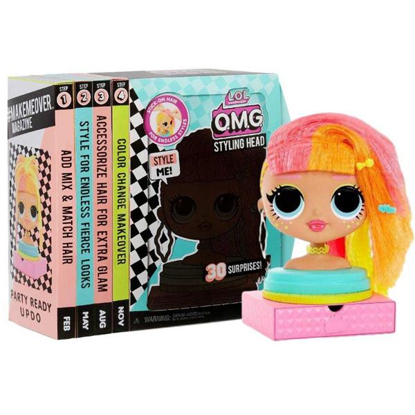 LOL OMG Styling Head set 574194 - ODDO igračke