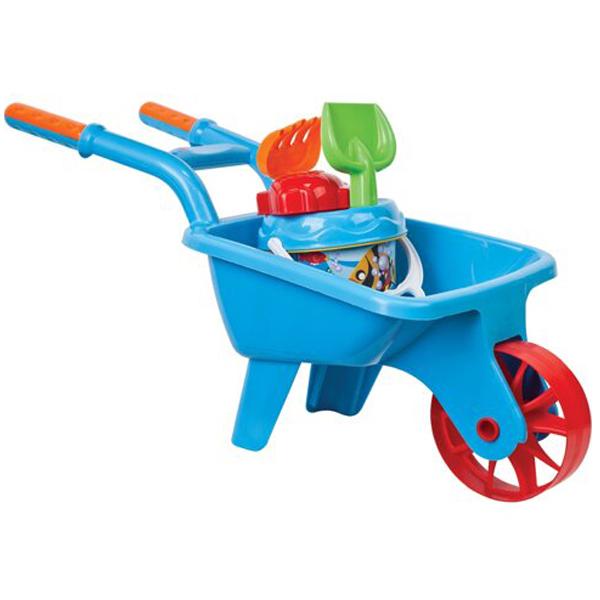 Građevinska kolica sa koficom Dede 015195  - ODDO igračke