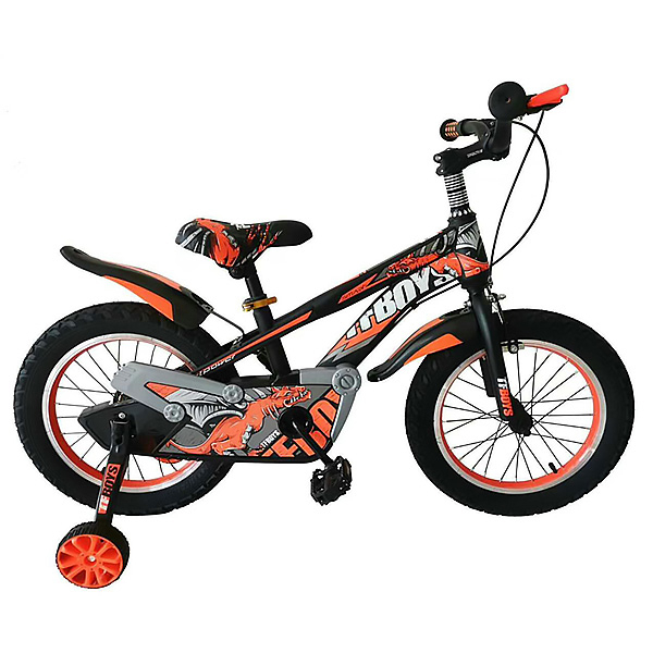 Dečiji bicikl - narandžasti 14'' TZB7 - ODDO igračke
