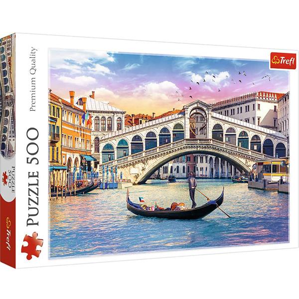 Trefl Puzzla 500 pcs Venice 37398 - ODDO igračke