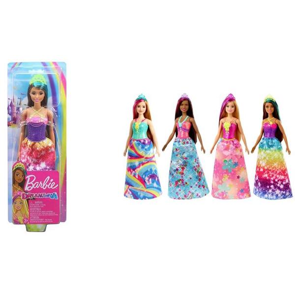 Barbie lutka Dreamtopia GJK12 - ODDO igračke