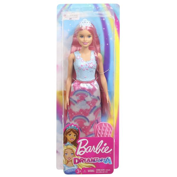 Barbie lutka Dreamtopia sa češljem FXR94 - ODDO igračke