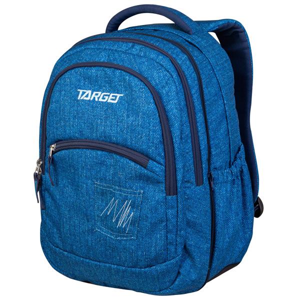 Ranac za školu Target 2u1 Denim Pocket 26942 - ODDO igračke